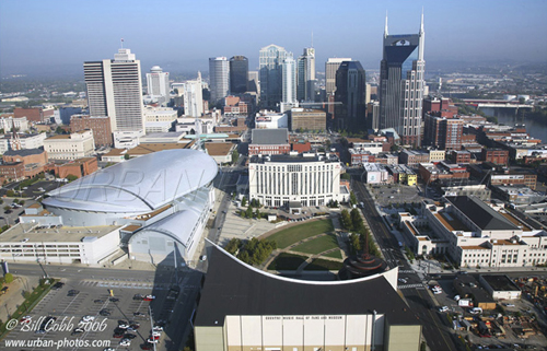 Sommet Center, Home of the Nashville Predators