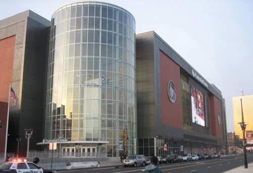 Prudential Center Newark Hotels