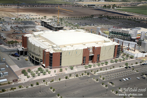 phoenix coyotes arena v - photo #39